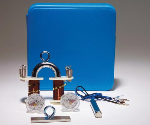 Learning: Science Physics Magnetism Electromagnets - 16772 - Deluxe Electromagnet Kit 16772