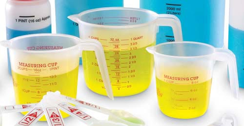Learning: Science Lab Equipment & Supplies Measuring Tools Accessories Classroom Liquid Measuring Sets - 15707 - Liquid Measurement Set (set Of 3) 15707