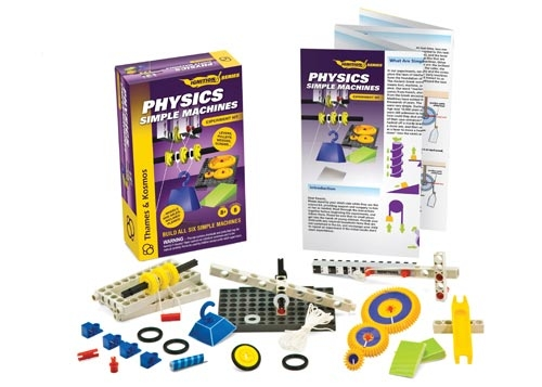Learning: Supplies Teacher Helpers Business Machines Printers - 16765 - Physics Simple Machines 16765
