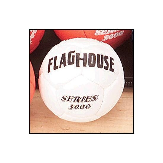 Facilities Outdoor & Playground Outdoor Fitness - 15916 - Flaghouse Boccia Replacement Ball - White 15916