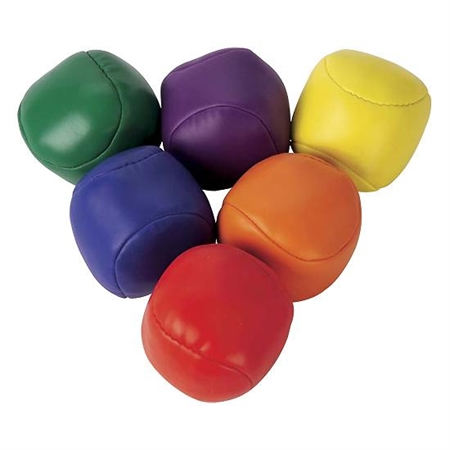 Sports & Fitness Physical Education & Sport Physical Education Kits - 14447 - Flying Colors Bean Ball Set 14447
