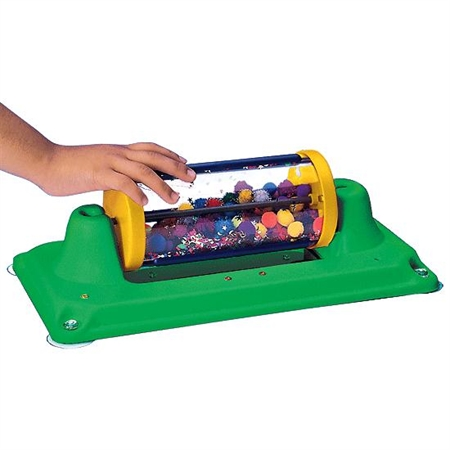 Learning: Classroom Sensory Solutions - 3492 - Flying Colors Roll N Tumble Music Box 3492