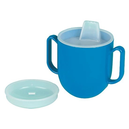 Facilities Furniture Preschool & Equipment High Chairs & Feeding Tables - 41166 - Pediatric Notip Weighted Base Cup 41166