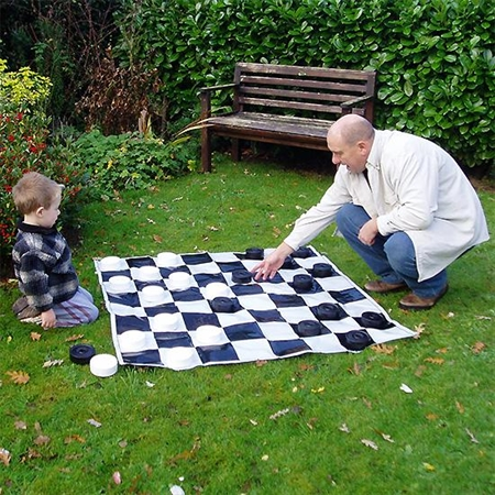 Learning: Play Active Play Active Games - 19889 - Standard Giant Checkers 19889