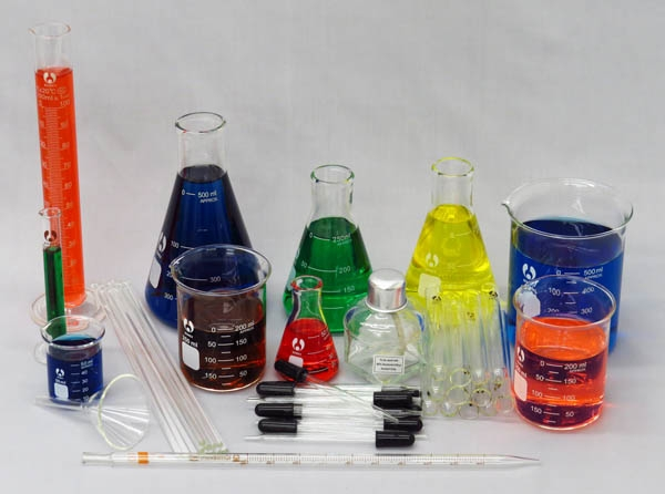 Learning: Science Lab Equipment & Supplies Glassware
