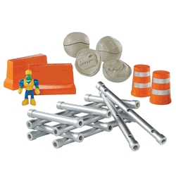Learning: Play Manipulatives Building Blocks - 1499157 - Educational Insights Dino Construction Company Build And Smash Kit; Set Of 20 1499157