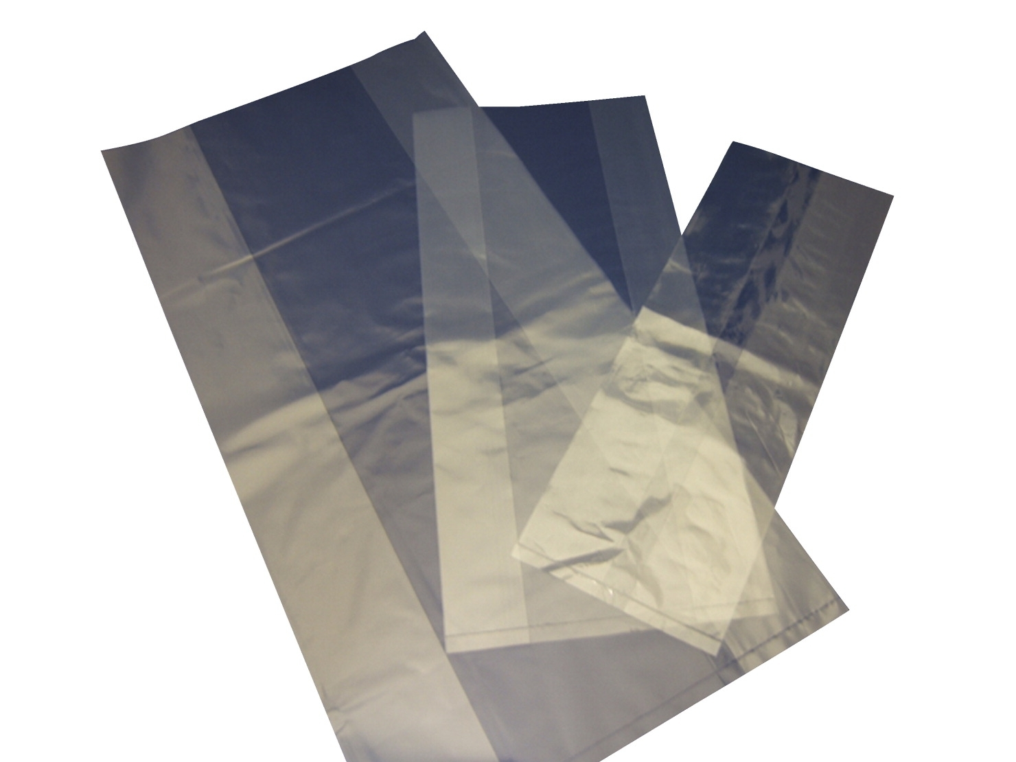 Facilities Waste Supplies & Recycling Covers & Bags & Liners - 301865 - Fantapak 18 Quart Plastic Bag; Clear; 10 X 4 X 20 In. 301865