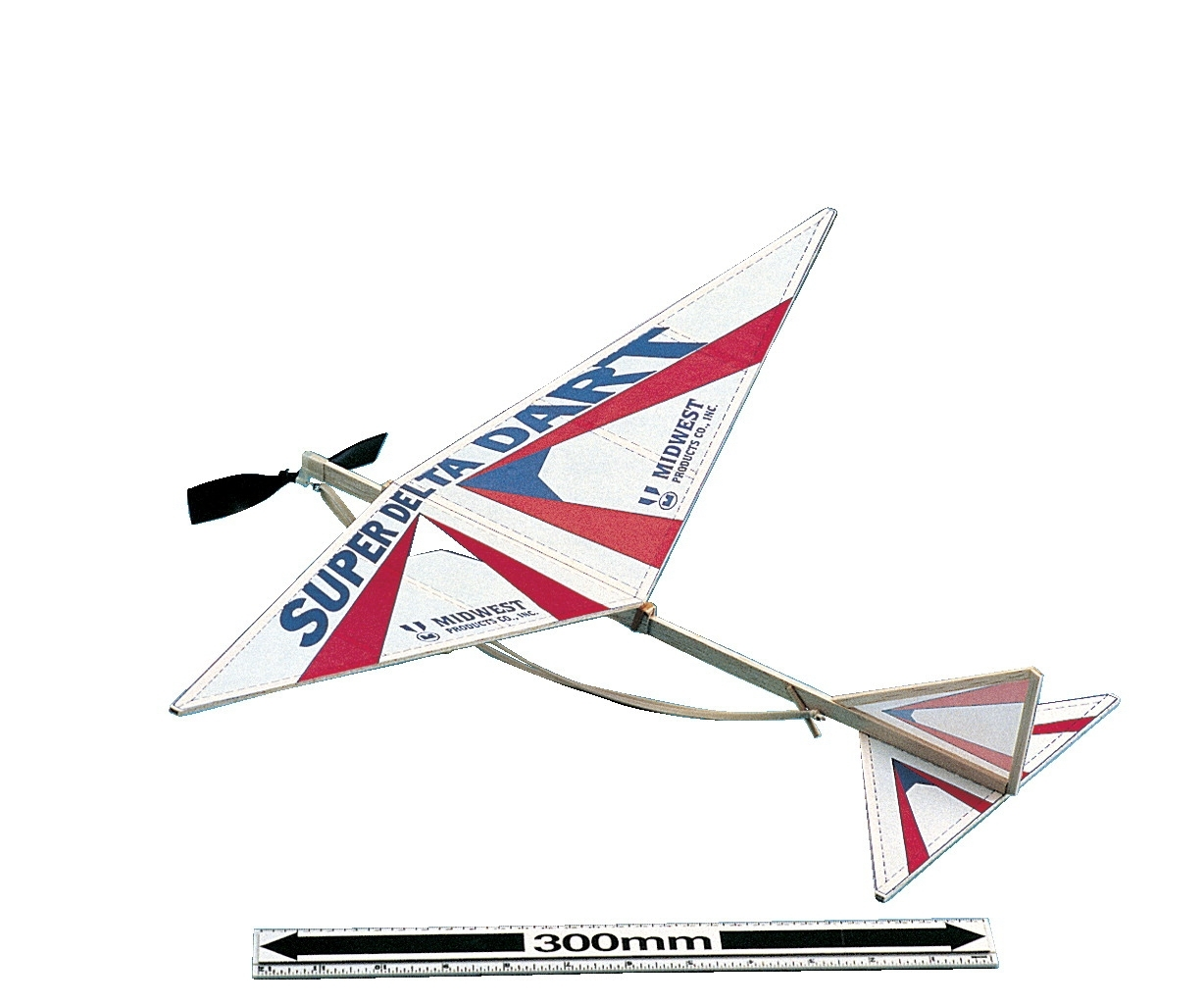 Learning: Science Physics Projects Lessons & Supplies Toy Planes & Rocketry Supplies - 592590 - Frey Scientific Super Delta Dart Kit 592590