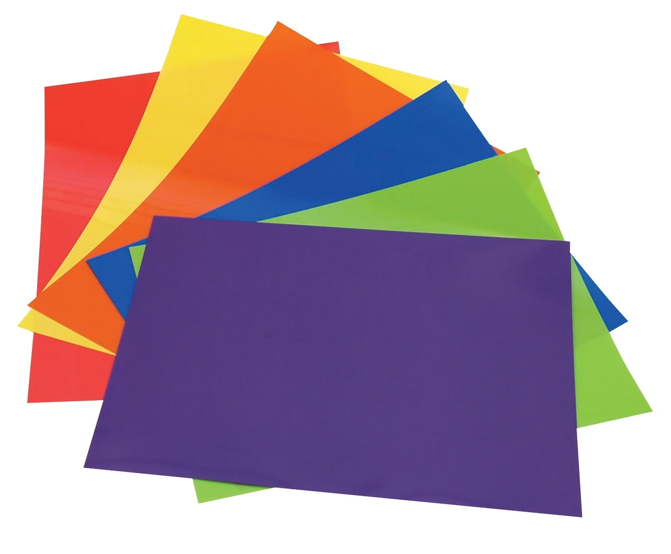 Learning: Classroom Arts & Crafts Crafts Paper Crafts - 1293521 - Grafix Colored Shrink Film; 8-1/2 X 11 Inches; Assorted Color; Pack Of 60 1293521