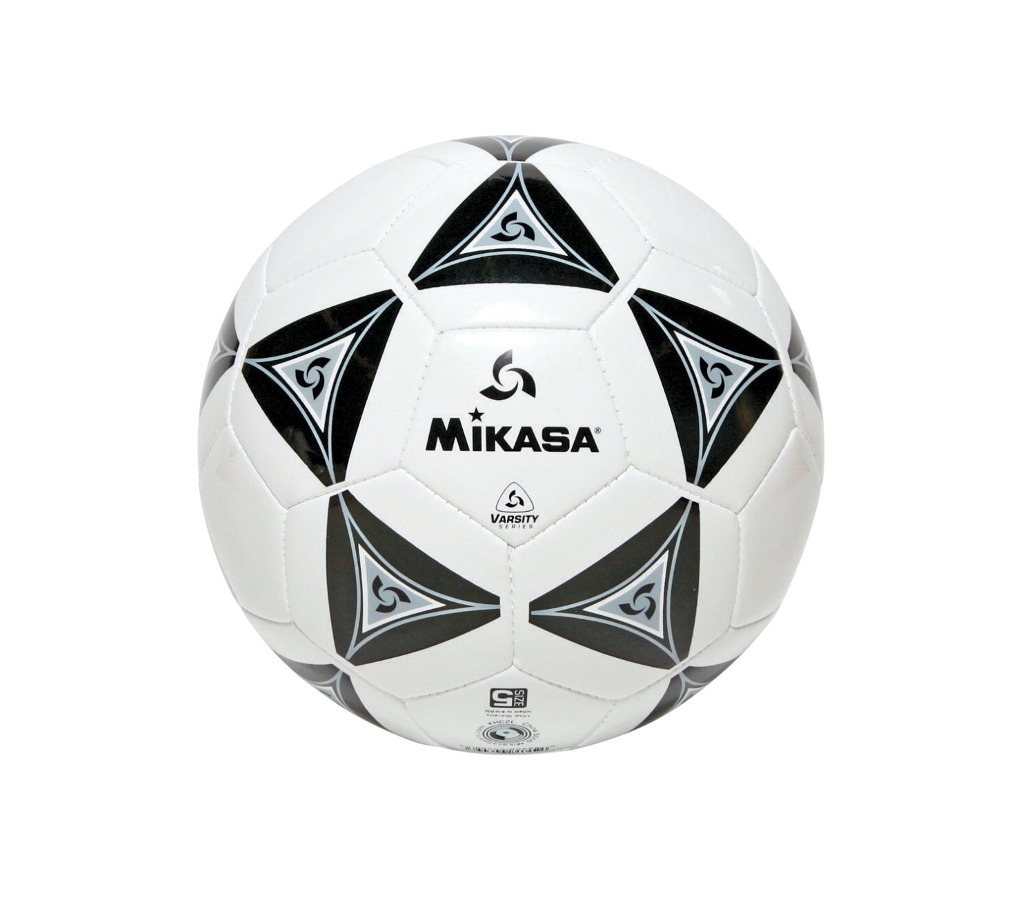 Learning: Science General Science Overhead Transparencies Deluxe Transparencies - 1282627 - Mikasa No 3 Deluxe Cushioned Soccer Ball; Black/white 1282627