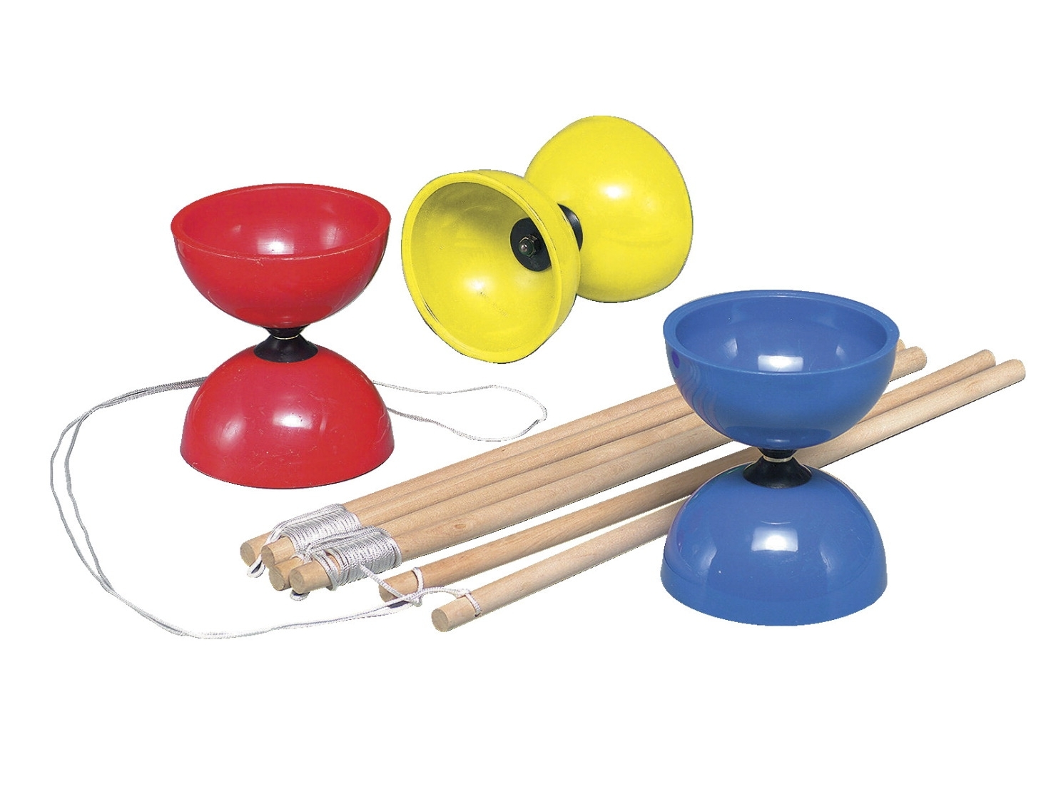 Sports & Fitness Physical Education & Sport Balls Juggling Balls - 004616 - Rskillz Chinese Diablo Pro Toss-and-catch Game 004616
