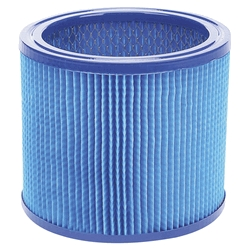 Facilities Appliances & Machines Vacuums - 1375324 - Shop-vac Ultra-web Dry Small Wet Cartridge Filter; Nanofibers; Blue/black; For Use With Shop-vac Hang-up Vacuums; Pack Of 2 1375324