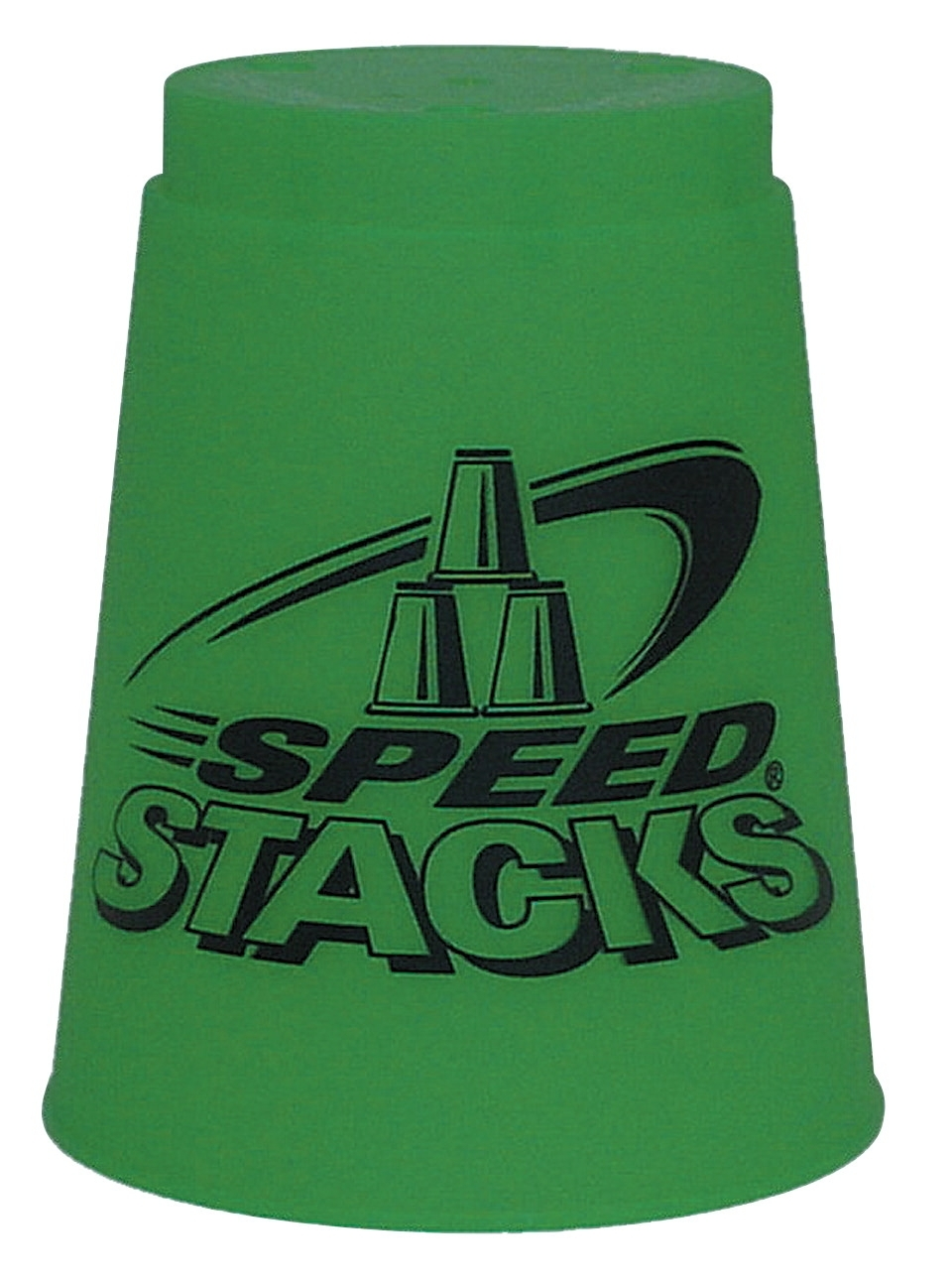 Learning: Classroom Math Sorting Activities & Sorting Trays - 018501 - Speed Stacks Cups; Set Of 12; Green 018501