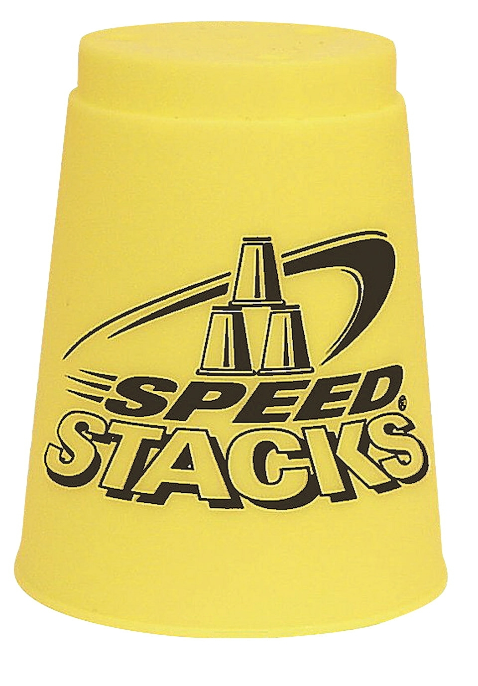 Learning: Classroom Math Sorting Activities & Sorting Trays - 018499 - Speed Stacks Cups; Set Of 12; Yellow 018499