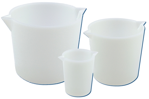 Learning: Science Lab Equipment & Supplies Glassware Plasticware Beakers Glass Plastic - 312004-0250 - Beakers; Heavy 250 Ml - Pack Of 2 312004-0250