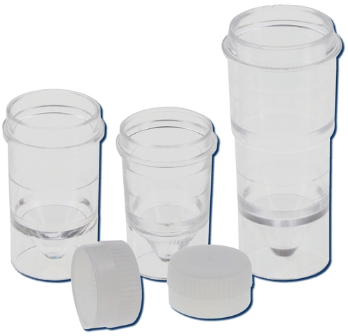 Learning: Science Lab Equipment & Supplies Aqueous Flat Cells Tissue Sample Cell - 202114 - Sample Cups 1.5 Ml Ps - Case Of 1000 202114