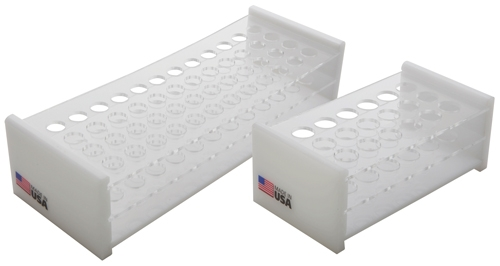 Learning: Supplies Paper Business Cards & Name Tags Place Cards & Tent Cards - 159505-07 - Test Tube Rack 100 Place 13 Mm - Pack Of 1 159505-07