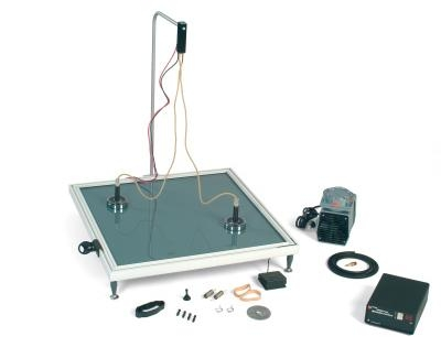 Learning: Science Physics Force Motion Inclined Planes Accessories - U405001-115 - Air Cushion Table (115 V 50/60 Hz) U405001-115
