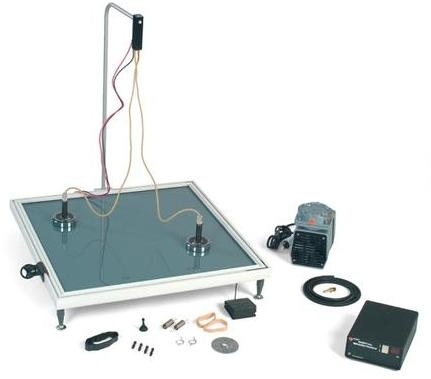 Learning: Science Physics Force Motion Inclined Planes Accessories - U405001-230 - Air Cushion Table (230 V 50/60 Hz) U405001-230