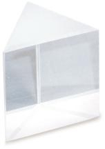 3B Scientific U14005, 45mm x 50mm 60 deg. Crown Glass Prism U14005