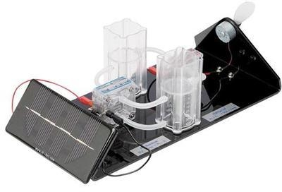 Learning: Science Physics Physics Energy Kits & Demonstrations - U109501 - Fuel Cell Demonstration System U109501