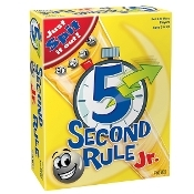 Learning: Classroom Reading & Writing Resources Word Family Activities & Books - Ptch 7424 - 5 Second Rule Jr Game PTCH 7424