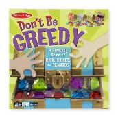 Learning: Classroom Reading & Writing Resources Word Family Activities & Books - 7503 - Dont Be Greedy Game 7503