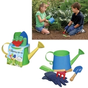 Learning: Science Early Childhood Science Plants & Animals & Insects - 42300 - Watering Can Garden Kit 42300