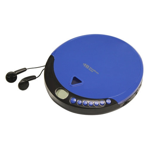 Hamiltonbuhl Portable Compact Disc Player - Hacx-114 - Tennis Court Equipment Ball Machines HACX-114