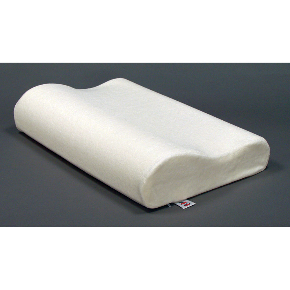 "Facilities Furniture Early Childhood Seating Floor Cushions & Pillows - Cor192 - Core Memory Foam Pillow Medium Sized 19"" X 12"" - Off-white COR192"