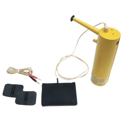 Ems-1c Portable Galvanic Stimulator - 13-1311 - Learning: Science Physics Electricity Student Cell Set Electrodes 13-1311