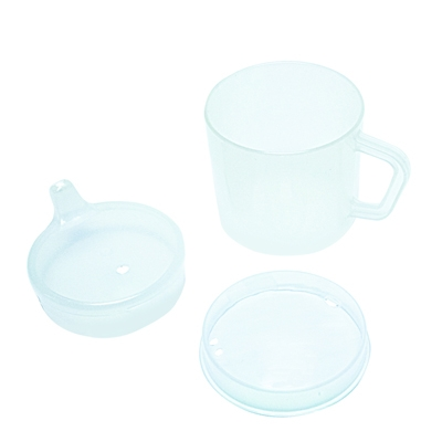 Independence 1-handled Mug; 8 Oz; With2 Lids - 60-1011 - Learning: Play Birthday Party Supplies Candles Hats Tableware 60-1011