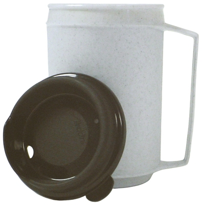 Insulated Cup; No-spill Lid 8 Oz. - 60-1085 - Learning: Play Birthday Party Supplies Candles Hats Tableware 60-1085