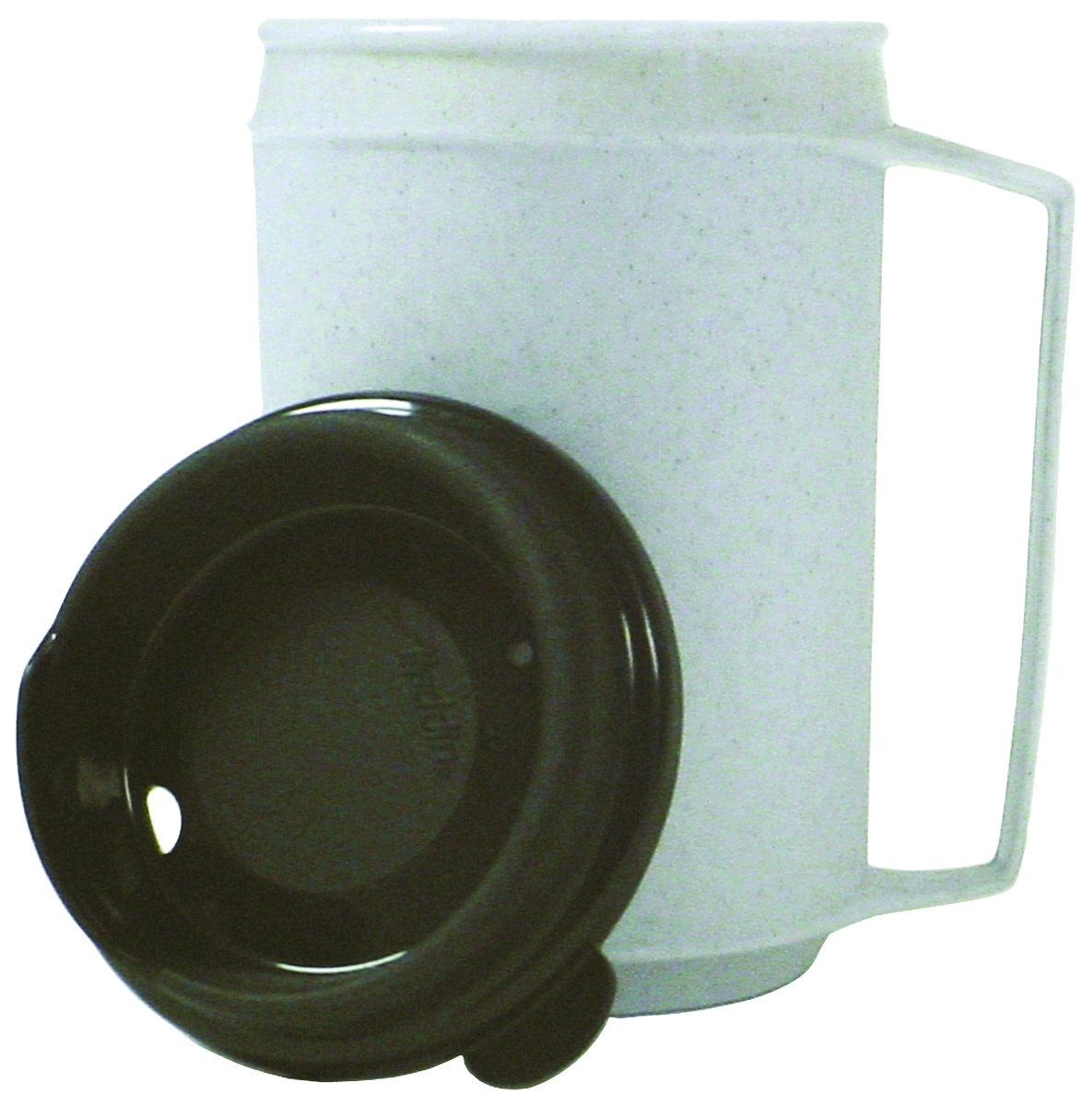 Insulated Cup; Tube Lid 8 Oz - 60-1086 - Learning: Play Birthday Party Supplies Candles Hats Tableware 60-1086