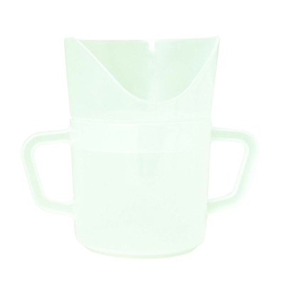 Nosey 2-handled Cup; 8 Oz - 60-1043 - Learning: Play Birthday Party Supplies Candles Hats Tableware 60-1043