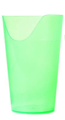 Nosey Cup; 8 Oz - 60-1041 - Learning: Play Birthday Party Supplies Candles Hats Tableware 60-1041