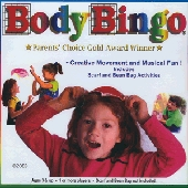 Body Bingo Cd - Kdc001cd - Music & Sound Recordings Active Play Activity Songs KDC001CD