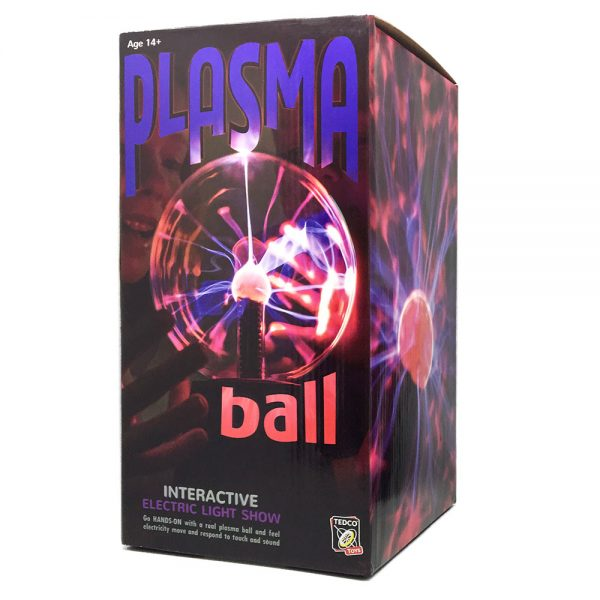 Learning: Science Science Elementary Science Life Science Animals - 01207 - Plasma Ball Lamp 6 01207