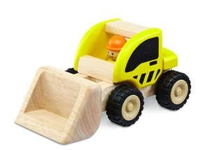 Mini Loader - 18+months -ww-4005 - Baby Toys & Activity Equipment Push Pull 12 24 Months WW-4005