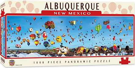 Learning: Supplies Paper Stationery Paper & Theme Paper - 71585 - Albuquerque 1000pc Pano 71585