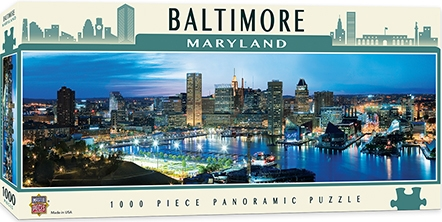 Learning: Supplies Paper Stationery Paper & Theme Paper - 71586 - Baltimore 1000pc Pano 71586
