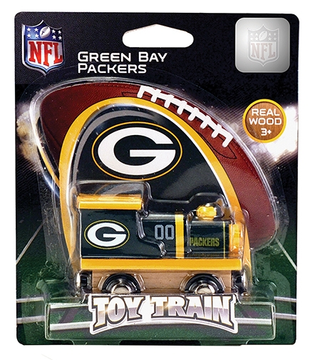 Sports & Fitness Physical Education & Sport Team Building Activities & Equipment Team Building Activities & Games - 41565 - Green Bay Packers Train 41565