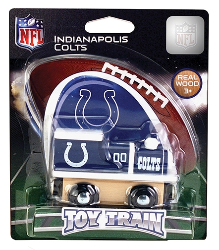 Sports & Fitness Physical Education & Sport Team Building Activities & Equipment Team Building Activities & Games - 41572 - Indianapolis Colts Train 41572