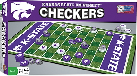 Learning: Play Active Play Active Games - 41476 - Kansas State Checkers 41476