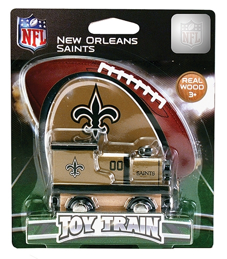 Sports & Fitness Physical Education & Sport Team Building Activities & Equipment Team Building Activities & Games - 41575 - New Orleans Saints Train 41575