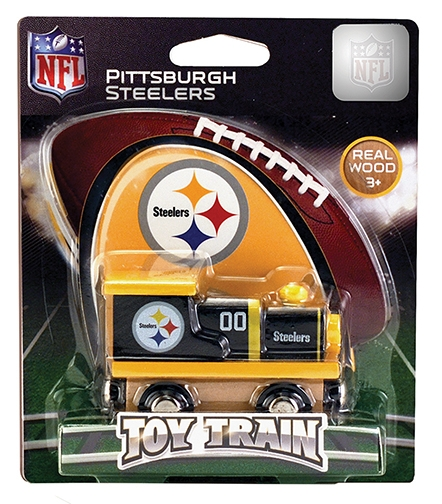 Sports & Fitness Physical Education & Sport Team Building Activities & Equipment Team Building Activities & Games - 41571 - Pittsburgh Steelers Train 41571