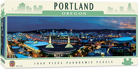 Learning: Supplies Paper Stationery Paper & Theme Paper - 71590 - Portland 1000pc Pano 71590