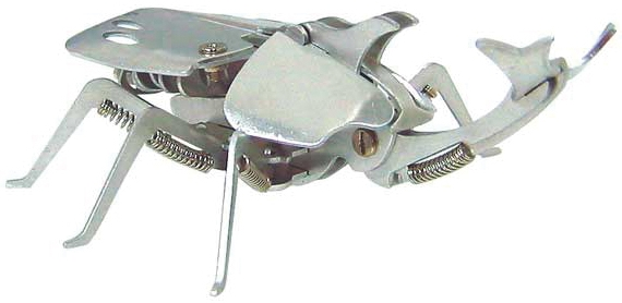 Rhino Beetle (aluminum Kit) - Owi353 - Puzzles Mechanical Kits OWI353