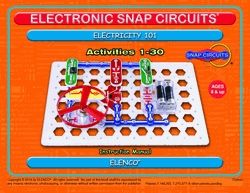 Snap Circuits Home Learning - Schl1 - Educational Version SCHL1