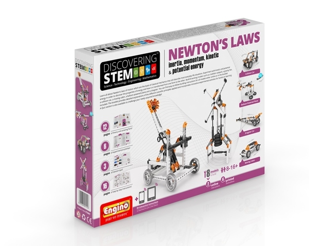 Learning: Science Furniture Early Childhood Science & Exploration - Engstem07 - Stem Newtons Law ENGSTEM07